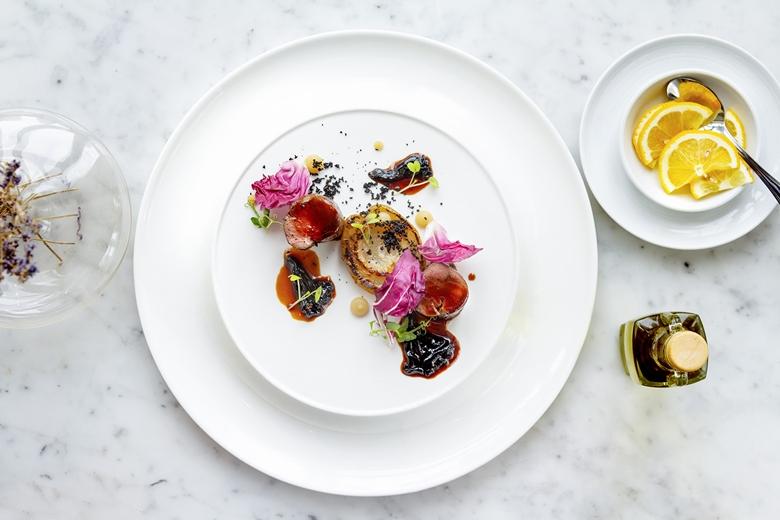 บวน อาเปติโต เชิญคุณพบกับเมนูอาหารกลางวันใหม่ ที่ห้องอาหารรอสซินีส์