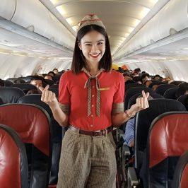 ไทยเวียตเจ็ทจัดโปรฯตั๋วเครื่องบินเริ่มต้น 50 บาท มากกว่า 500,000 ใบ