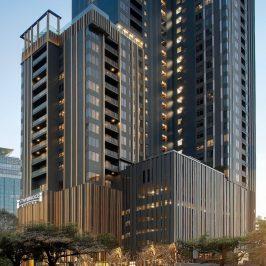 สัมผัสความหรูหราใจกลางทองหล่อกับ โรงแรม STAYBRIDGE SUITES BANGKOK THONGLOR